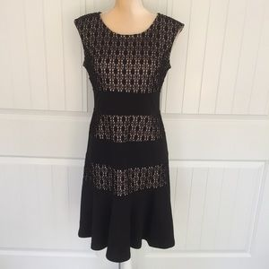 Maggy London Black Dress Size 6
